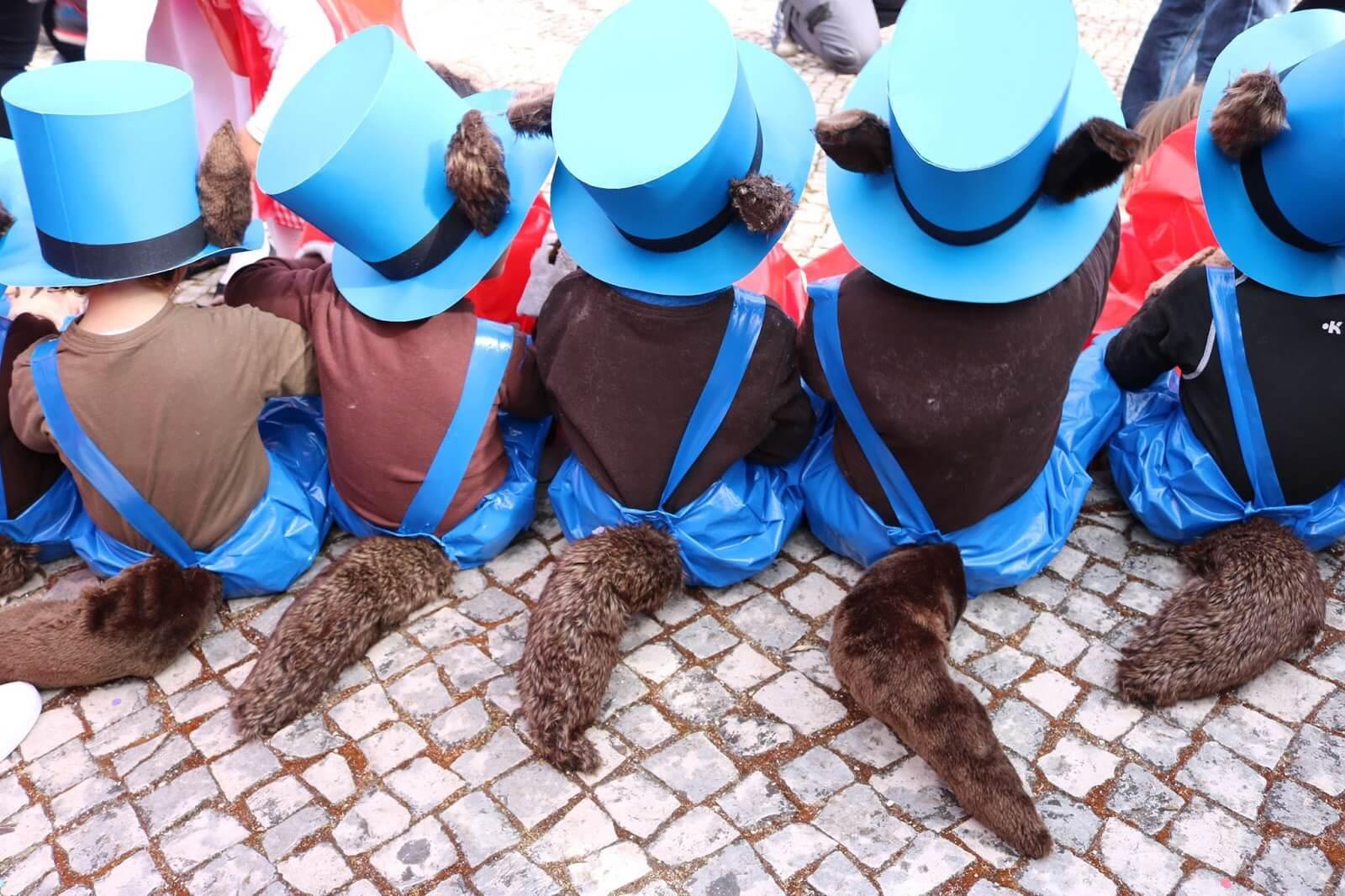 Desfile Carnavalesco